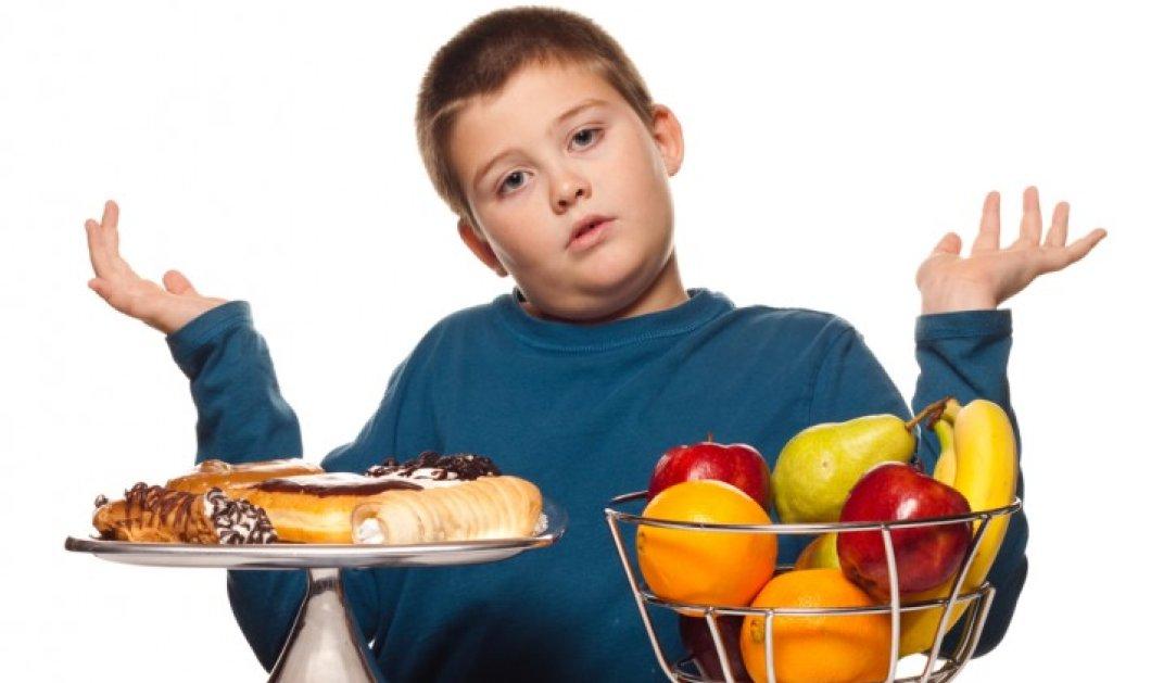 Στοιχεία σοκ:  Πάνω από το 50% των παιδιών που  είναι παχύσαρκα θα παραμείνουν έτσι μέχρι τα 35 τους! - Κυρίως Φωτογραφία - Gallery - Video