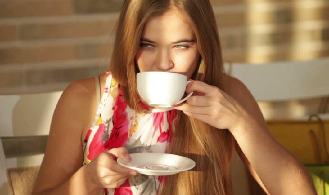 Νέα έρευνα: Ένα φλιτζάνι τσάι μπορεί να γίνει ο καλύτερος «φύλακας» της όρασής - Ιδού τι συμβαίνει   - Κυρίως Φωτογραφία - Gallery - Video