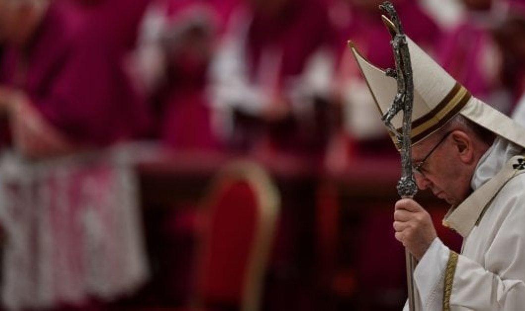 """Πάπας Φραγκίσκος: """"Βλέπουμε το Χριστό στα παιδιά της Μέσης Ανατολής που υποφέρουν"""" (ΦΩΤΟ-ΒΙΝΤΕΟ) - Κυρίως Φωτογραφία - Gallery - Video"""