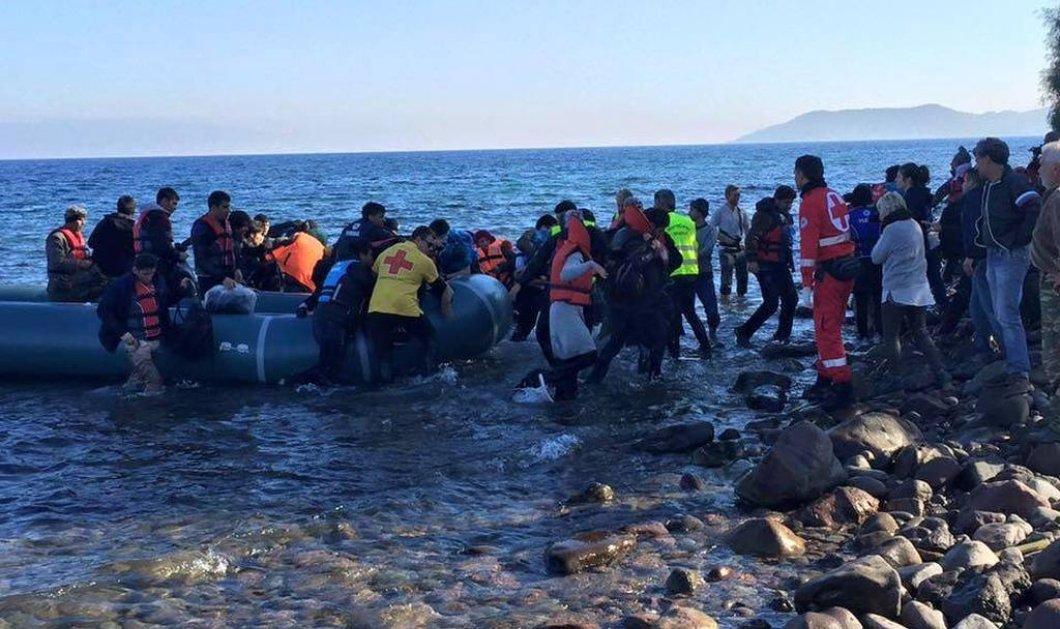 Ιταλία: 250 μετανάστες διασώθηκαν σε διεθνή χωρικά ύδατα  - Κυρίως Φωτογραφία - Gallery - Video
