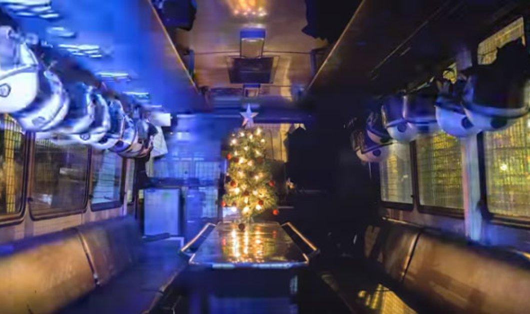 Βίντεο: Η Γενική Αστυνομική Διεύθυνση Αττικής σας εύχεται Χρόνια Πολλά- Δεντράκι & μέσα στην κλούβα - Κυρίως Φωτογραφία - Gallery - Video