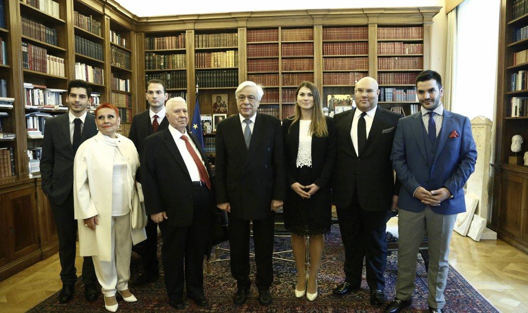 Το Greek Economic Forum ετοιμάζει τους ηγέτες του αύριο και στηρίζει τους νέους Έλληνες με αξία (ΦΩΤΟ) - Κυρίως Φωτογραφία - Gallery - Video