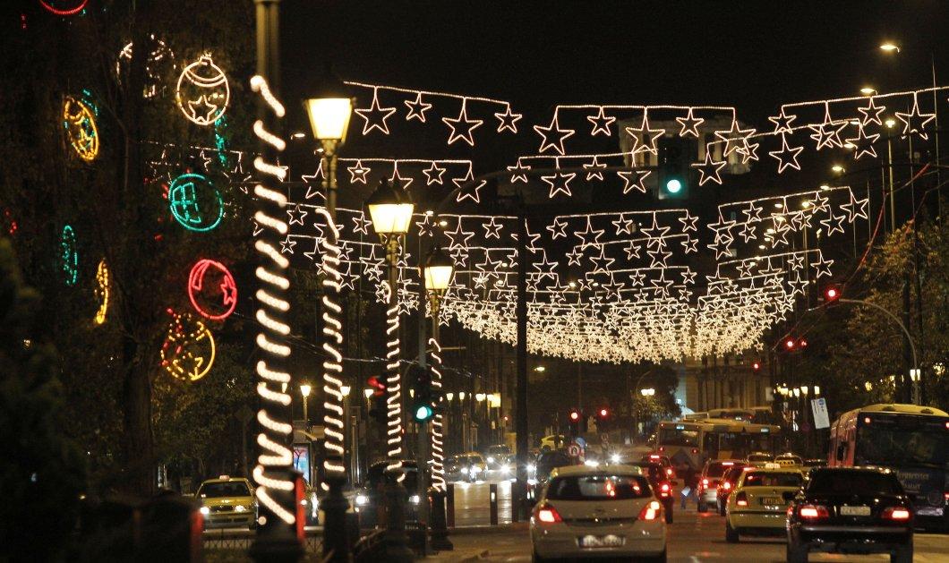 Πρωτοχρονιά 2018: Οι κυκλοφοριακές ρυθμίσεις στους δρόμους της Αθήνας - Κυρίως Φωτογραφία - Gallery - Video