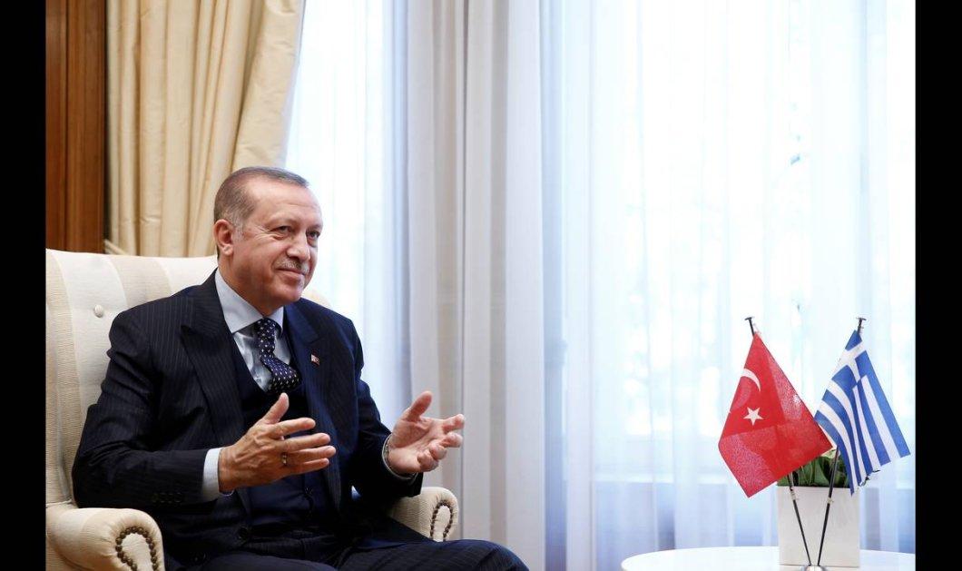 "DW: ""Πως ο Ερντογάν φοβίζει το γείτονα του""- Ο Τούρκος πρόεδρος συνεχίζει τις προκλητικές δηλώσεις για Αιγαίο - Κυπριακό και ""τουρκική μειονότητα"" - Κυρίως Φωτογραφία - Gallery - Video"
