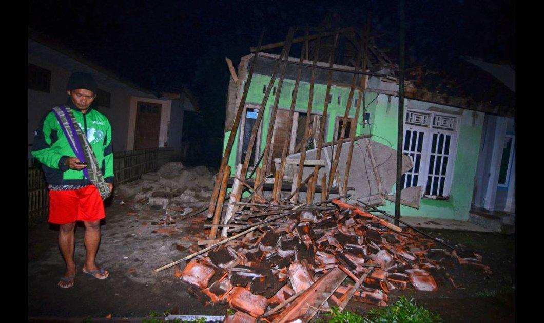 Φονικός σεισμός 6,5 ρίχτερ στην Ινδονησία - Τουλάχιστον 2 νεκροί - μεγάλες ζημιές (ΦΩΤΟ) - Κυρίως Φωτογραφία - Gallery - Video