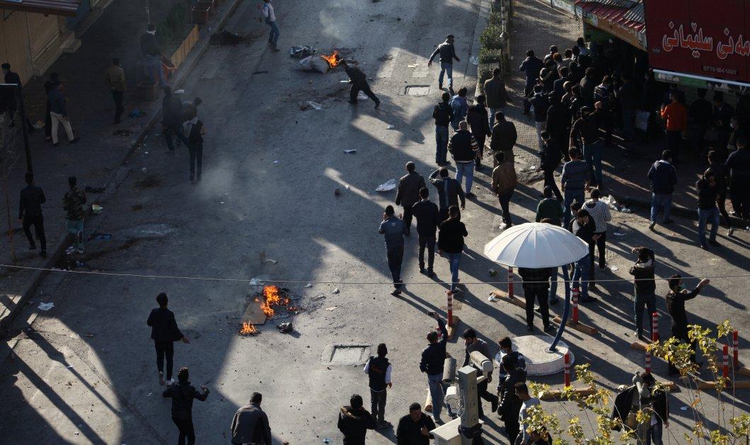 Ιράκ: Αιματηρές συγκρούσεις σε διαδήλωση για την παραίτηση της κυβέρνησης του Ιρακινού Κουρδιστάν - 5 νεκροί - Κυρίως Φωτογραφία - Gallery - Video