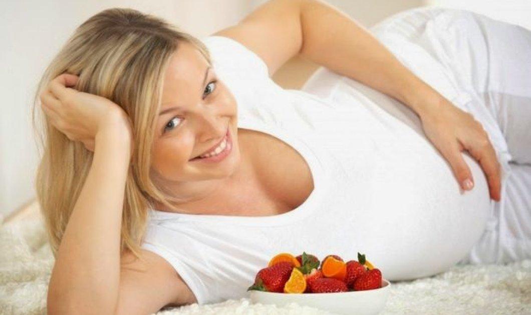 Ιδού οι 3 τρεις μύθοι που στοιχειώνουν τις εγκύους όχι μόνο για το φαγητό   - Κυρίως Φωτογραφία - Gallery - Video