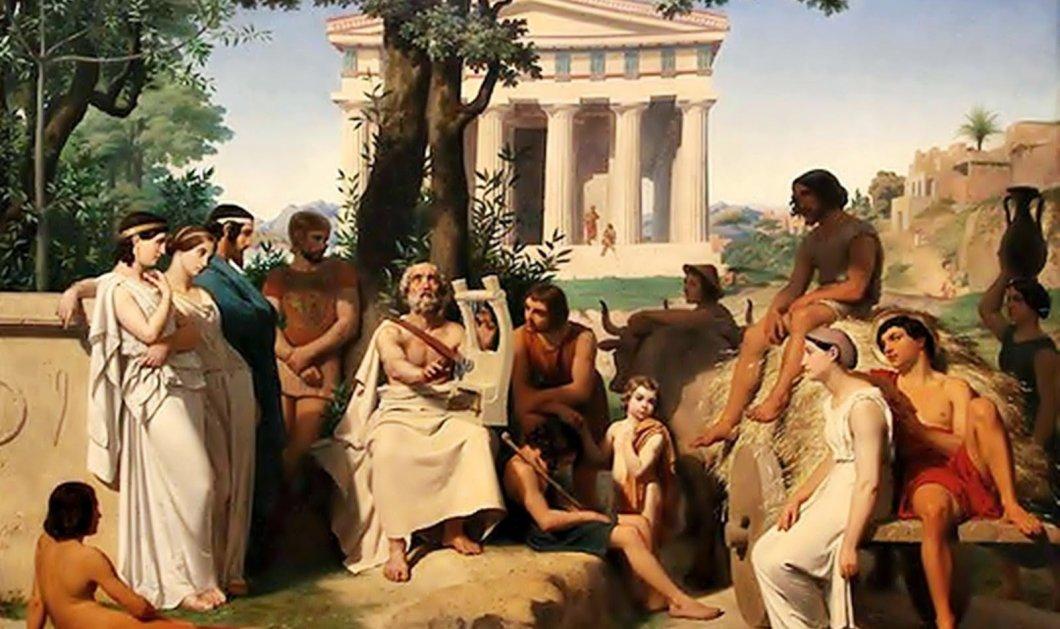 Ο υπόκοσμος στην Αρχαία Ελλάδα: Κλέφτες και λωποδύτες πόρνες και εταίρες  - Κυρίως Φωτογραφία - Gallery - Video