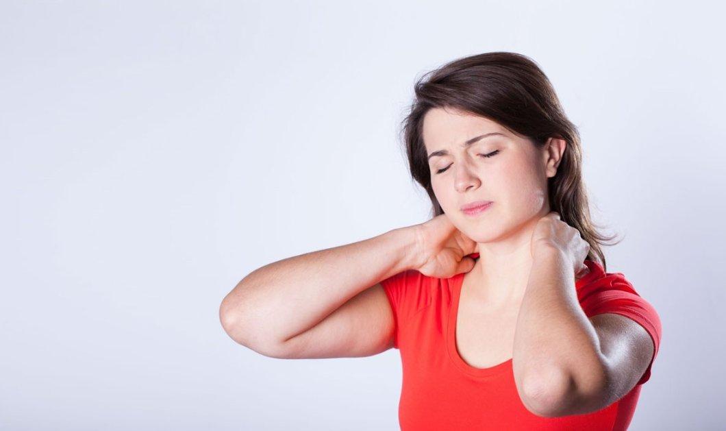 Απλές κινήσεις για να μην πονάτε στον αυχένα - Φώτο & βίντεο  - Κυρίως Φωτογραφία - Gallery - Video