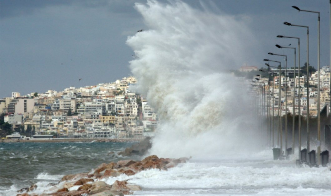 Ακόμη πιο αισθητή η παγωνιά σήμερα, Tετάρτη - Μέχρι τους 11 βαθμούς θα φτάσει το θερμόμετρο στην Αθήνα - Κυρίως Φωτογραφία - Gallery - Video