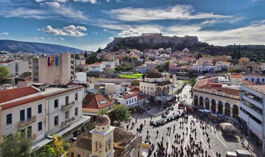 «Αθήνα, η ευρωπαϊκή πόλη που αγαπά τους ξένους» : Ύμνος του BBC στα μυστικά της φιλοξενίας στην ελληνική πρωτεύουσα (ΦΩΤΟ) - Κυρίως Φωτογραφία - Gallery - Video