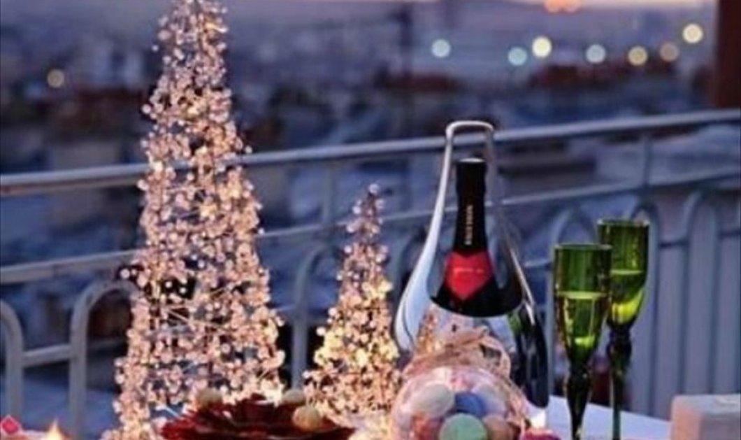 Christmas Time! - Ώρα το μπαλκόνι μας να φορέσει τα γιορτινά του! - Δείτε υπέροχες ιδέες διακόσμησης που ξεφεύγουν από τα συνηθισμένα (ΦΩΤΟ) - Κυρίως Φωτογραφία - Gallery - Video