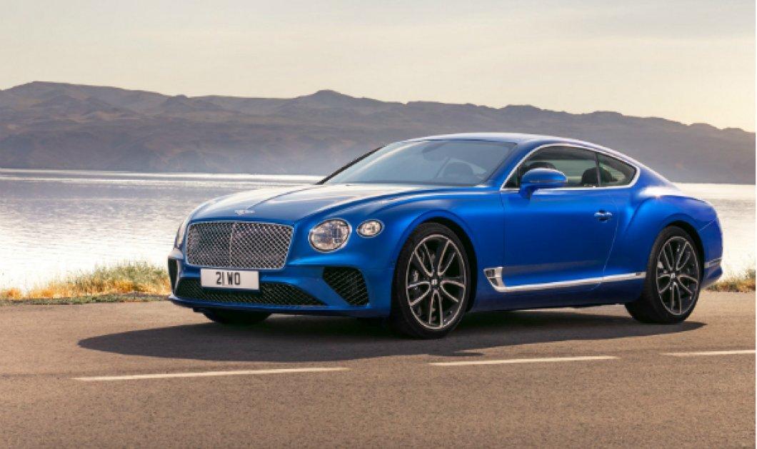 Αγγίζει την τελειότητα η νέα Bentley Continental GT - To εντυπωσιακό υπεραυτοκίνητο... κόβει την ανάσα! (Βίντεο) - Κυρίως Φωτογραφία - Gallery - Video