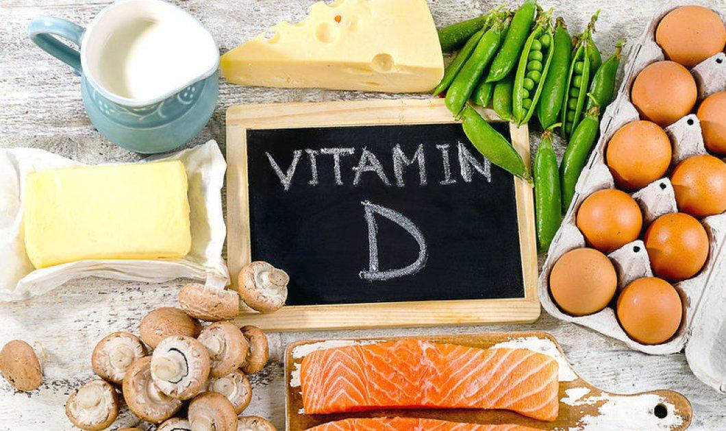 Δημήτρης Γρηγοράκης:  Ποιοι χρειάζονται περισσότερη βιταμίνη D;  - Κυρίως Φωτογραφία - Gallery - Video