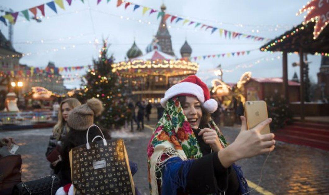 Χριστούγεννα & όλη η γη γιορτάζει! Μοναδικά κλικς για τη μεγάλη γιορτή χαράς σε όλες τις ηπείρους (ΦΩΤΟ) - Κυρίως Φωτογραφία - Gallery - Video