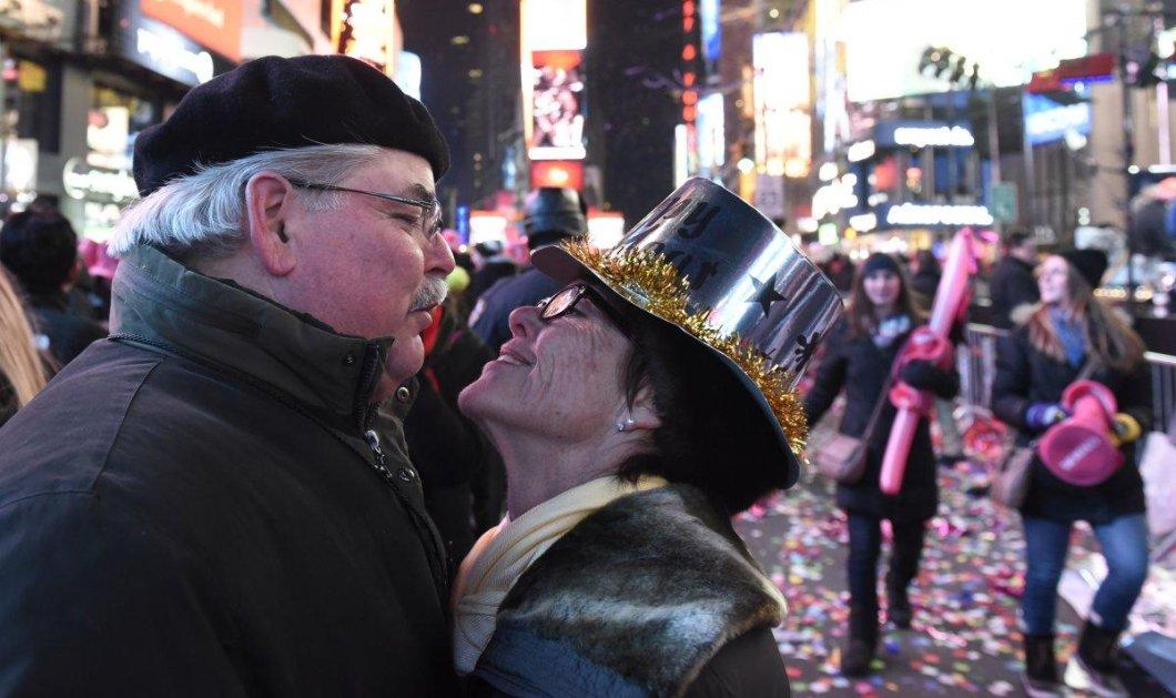 Πάρτι ρεβεγιόν με θερμοκρασία Σιβηρίας θα κάνουν στη Νέα Υόρκη-  Η δεύτερη πιο ψυχρή νύχτα από το 1900 (ΦΩΤΟ) - Κυρίως Φωτογραφία - Gallery - Video