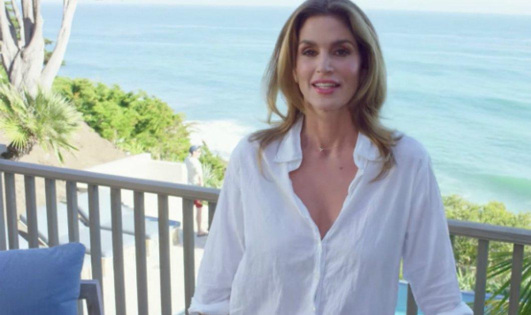 Καλλονή, τρυφερή σύζυγος & γλυκιά μανούλα η Cindy Crawford! Family moments για το κορυφαίο supermodel (ΦΩΤΟ) - Κυρίως Φωτογραφία - Gallery - Video