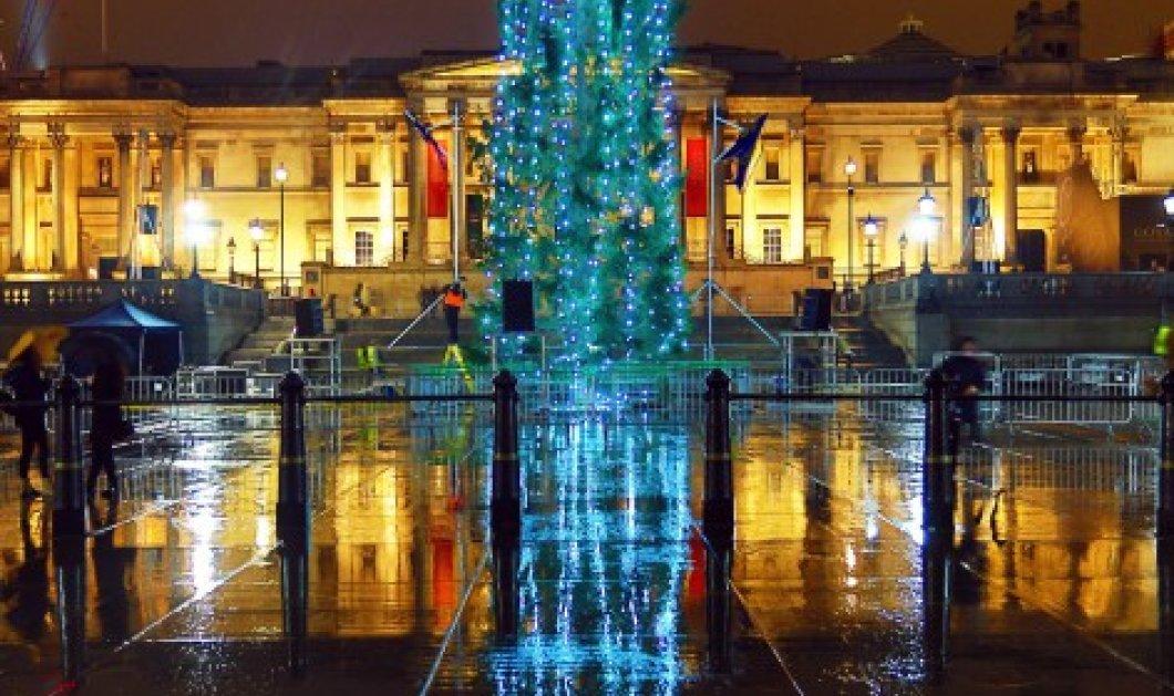 Εντυπωσιακά Χριστουγεννιάτικα δέντρα σε όλες τις γωνίες του πλανήτη - Αυτά  είναι τα ομορφότερα από το d8e82e4f226