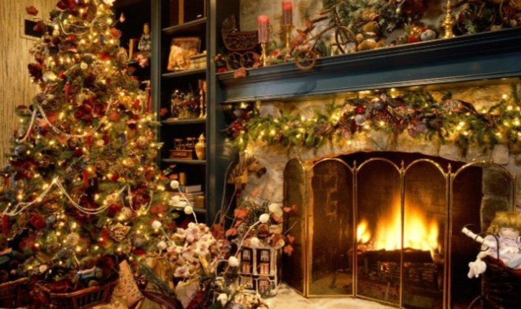 40 ιδέες για ένα Vintage Χριστουγεννιάτικο δέντρο! Ρομαντική ατμόσφαιρα & ζεστή κουβεντούλα πλάι στη φάτνη - Κυρίως Φωτογραφία - Gallery - Video
