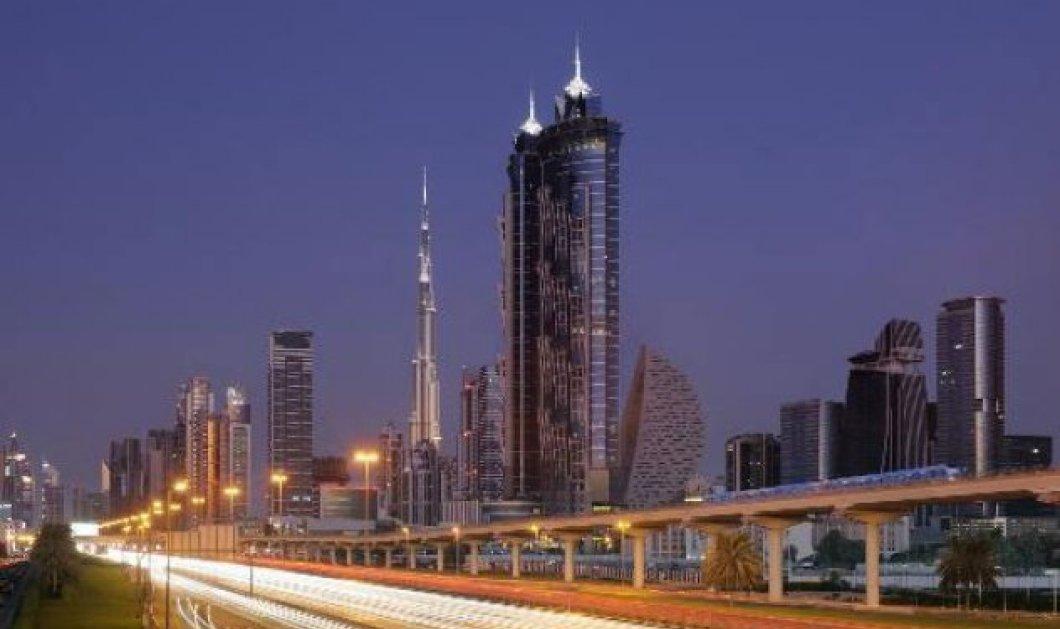 Oι δίδυμοι πύργοι του Ντουμπάι: Το υψηλότερο (σχεδόν) ξενοδοχείο στον κόσμο, σκέτη μαγεία! Φωτό & βίντεο - Κυρίως Φωτογραφία - Gallery - Video