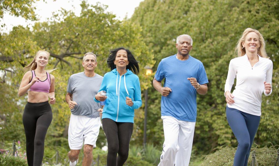 Νέα έρευνα του Πανεπιστημίου ΜακΜάστερ: 1 λεπτό πολύ έντονης άσκησης ισοδυναμεί με 45 λεπτά πιο ήπιας άσκησης! - Κυρίως Φωτογραφία - Gallery - Video