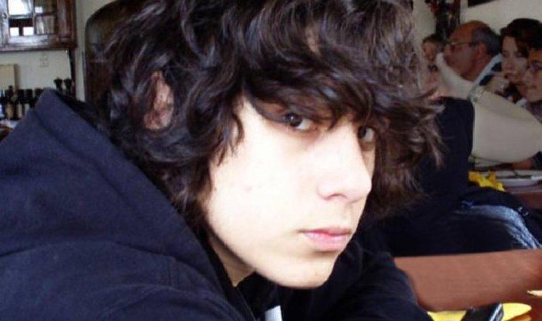 Αλέξανδρος Γρηγορόπουλος ετών 15 - Με δολοφόνησαν χωρίς αιτία, πέθανα για χίλιους λόγους! (Φωτό & βίντεο)  - Κυρίως Φωτογραφία - Gallery - Video