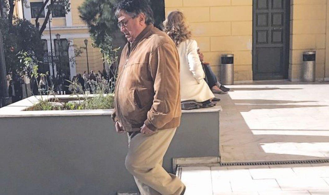 Για τα... χαλασμένα μανιτάρια πήγε στα δικαστήρια ο ηθοποιός Ζαφείρης Κατραμάδας  - Κυρίως Φωτογραφία - Gallery - Video
