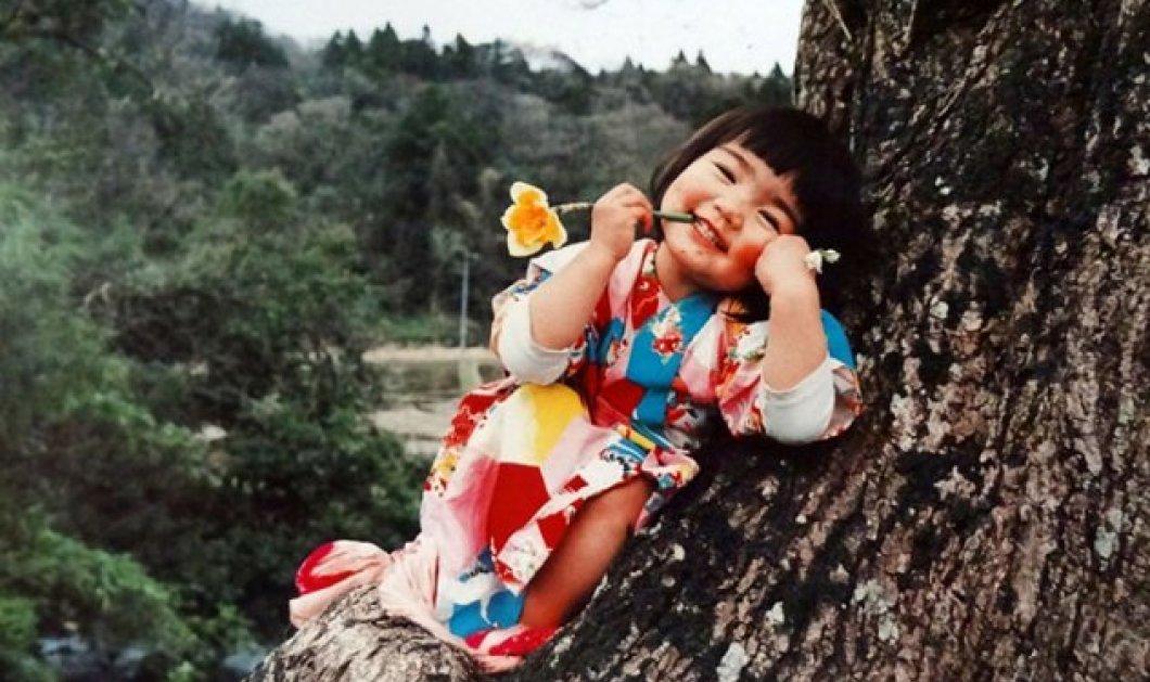 Photos of the day: Μα πως να μην χαμογελάσεις με αυτή την ζουζουνίτσα 4 ετών Γιαπωνεζούλα & τις περιπέτειες της  - Κυρίως Φωτογραφία - Gallery - Video