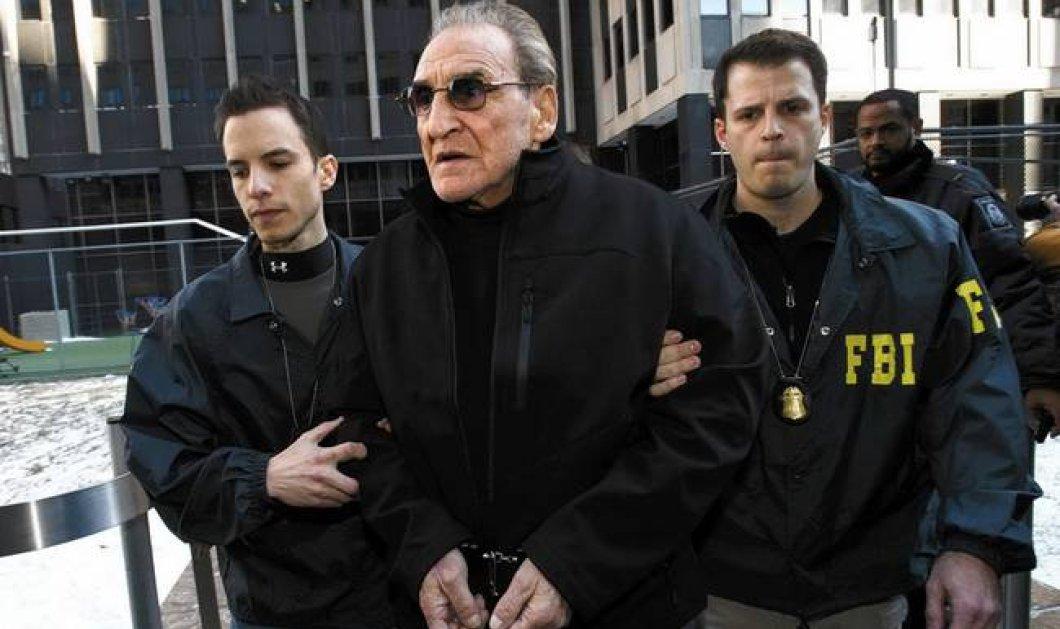"""Στη φυλακή ο τελευταίος """"Νονός"""" της Νέας Υόρκης: Ο 83χρονος μαφιόζος απειλούσε με θάνατο και την εισαγγελέα   - Κυρίως Φωτογραφία - Gallery - Video"""