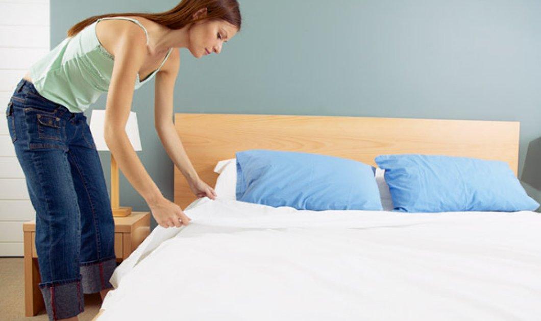 Σπύρος Σούλης: Αυτά είναι τα 5 μεγαλύτερα λάθη που κάνετε όταν στρώνετε το κρεβάτι σας  - Κυρίως Φωτογραφία - Gallery - Video