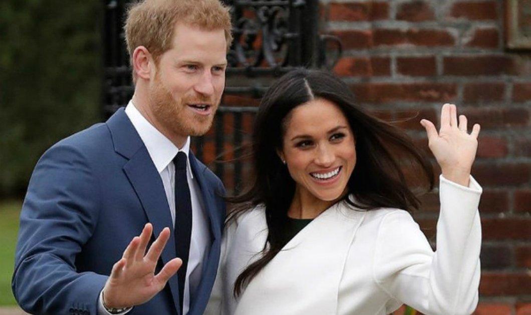Αυξάνουν το τζίρο της Βρετανίας Χάρι & Μέγκαν! Πως ο επερχόμενος γάμος του ζευγαριού ευνοεί τους Βρετανούς - Κυρίως Φωτογραφία - Gallery - Video