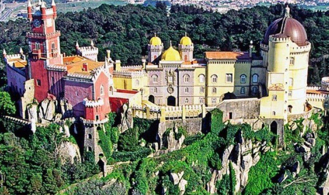 Ταξιδεύοντας στην Πορτογαλία: Γνωρίστε την Σίντρα, μια πόλη βγαλμένη μέσα από παραμύθι... μαγεία! - Κυρίως Φωτογραφία - Gallery - Video