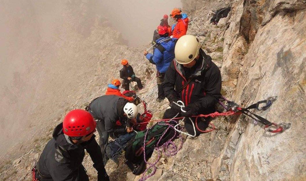 Τραγικό δυστύχημα στον Όλυμπο: Νεκρός ο νεαρός ορειβάτης που έπεσε σε χαράδρα 200 μέτρων   - Κυρίως Φωτογραφία - Gallery - Video