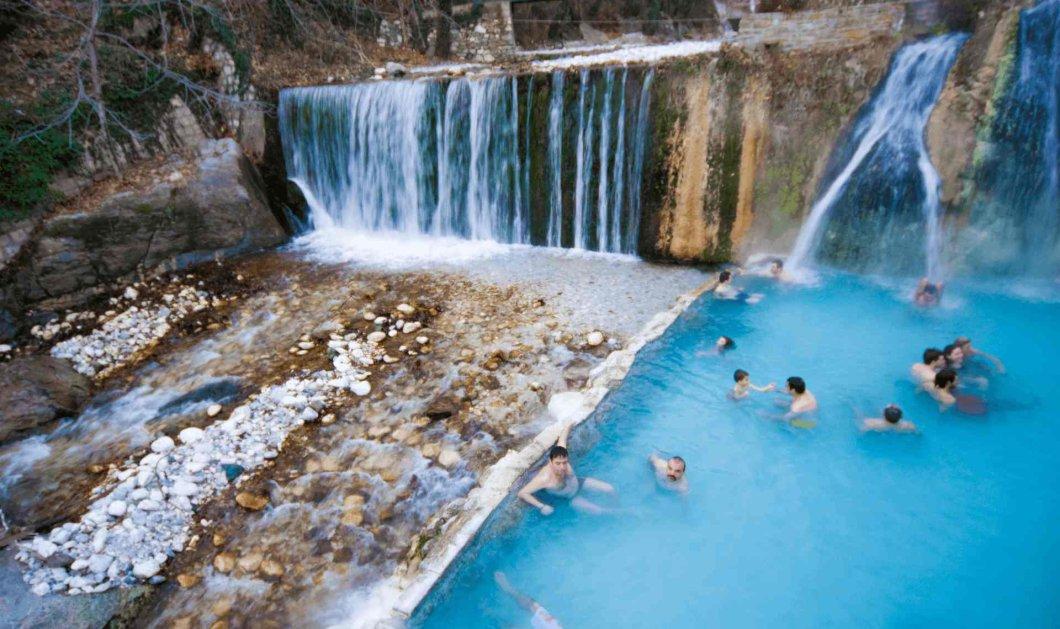 Good news: Πως η Ελλάδα με τον Ιαματικό τουρισμό & τις πηγές της μπορεί να γίνει παγκόσμιο health resort - Κυρίως Φωτογραφία - Gallery - Video