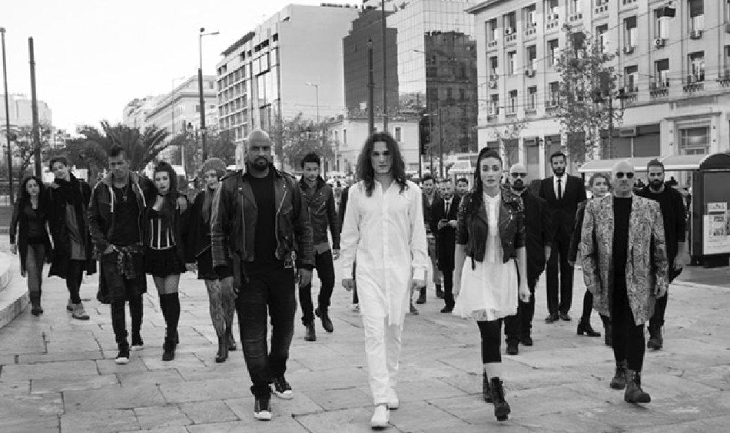 Το ''Jesus Christ Superstar'' έρχεται στο ΑΚΡΟΠΟΛ με το Νίκο Μουτσινά στο ρόλο του Ηρώδη  - Κυρίως Φωτογραφία - Gallery - Video