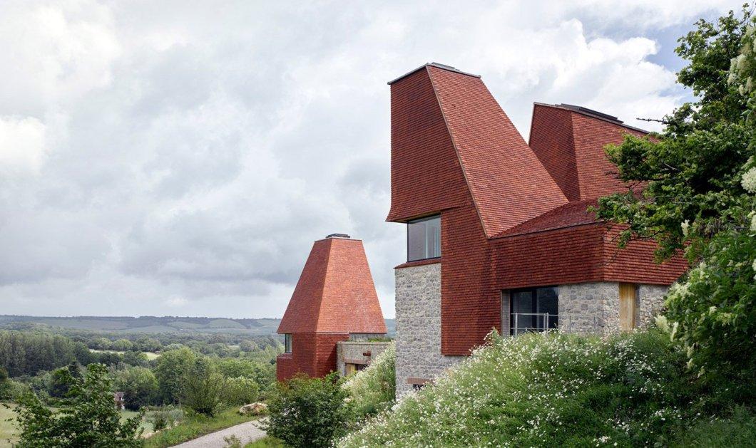 Τα σπίτια της χρονιάς όπως τα κατέταξε το Dezeen σα να λέμε... το Forbes της διακόσμησης (ΦΩΤΟ) - Κυρίως Φωτογραφία - Gallery - Video