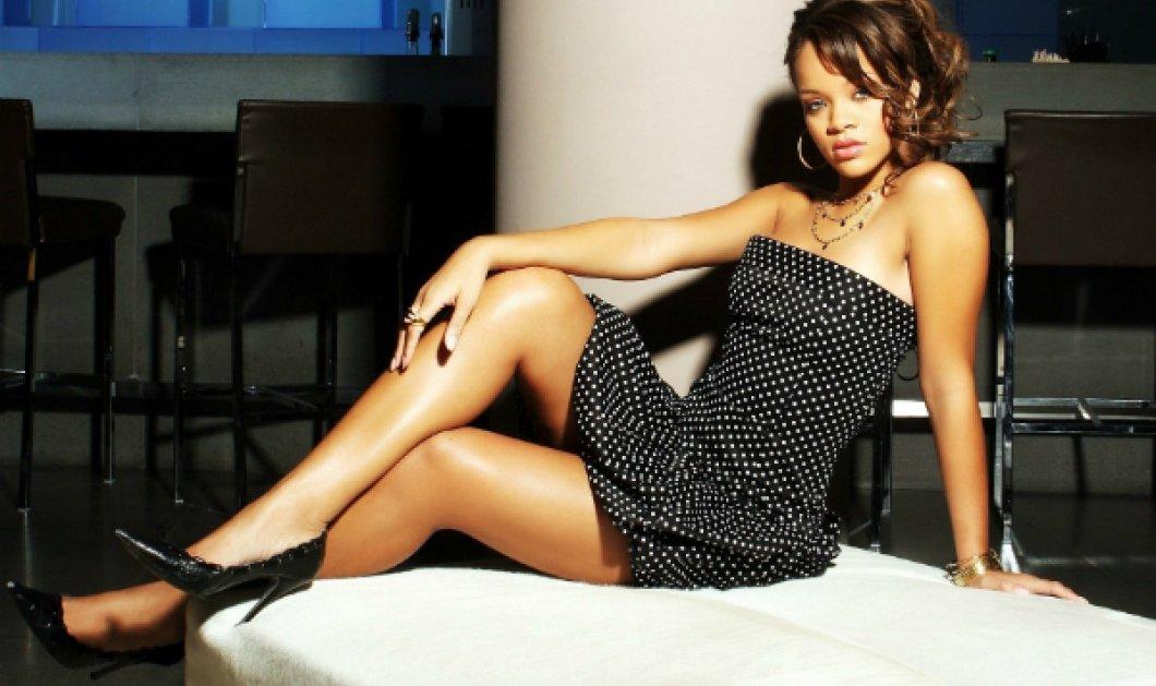 Η Rihanna, πανέμορφη και ζουμερή φοράει κολλητό δερμάτινο μίνι φουστάνι & σαρώνει... (ΦΩΤΟ) - Κυρίως Φωτογραφία - Gallery - Video