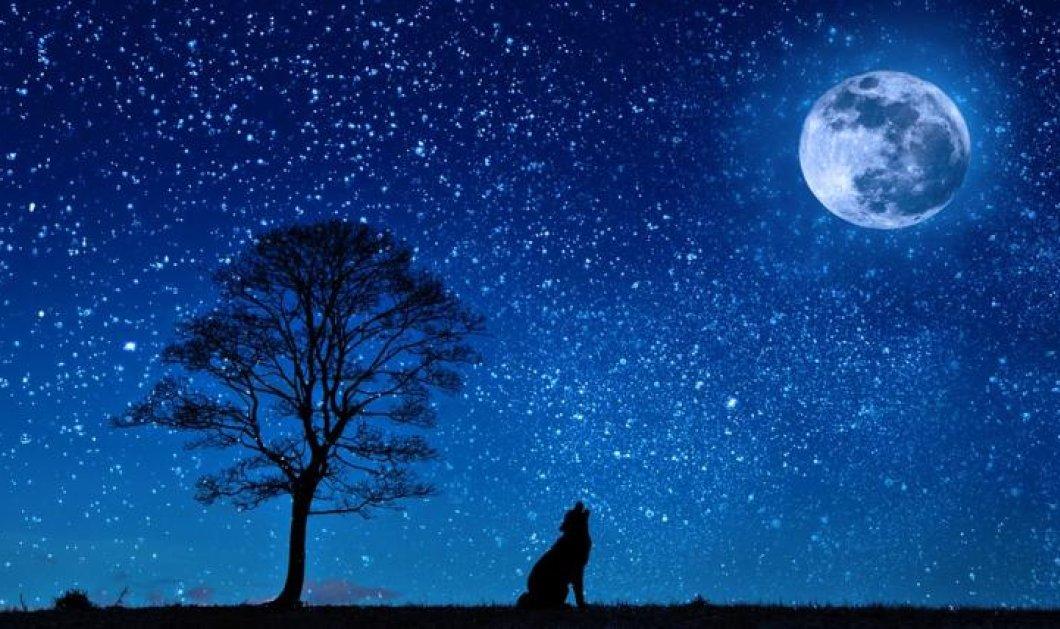 Σούπερ-Σελήνη: Θα είναι το πιο μεγάλο και φωτεινό φεγγάρι όλου του 2018 - Κυρίως Φωτογραφία - Gallery - Video