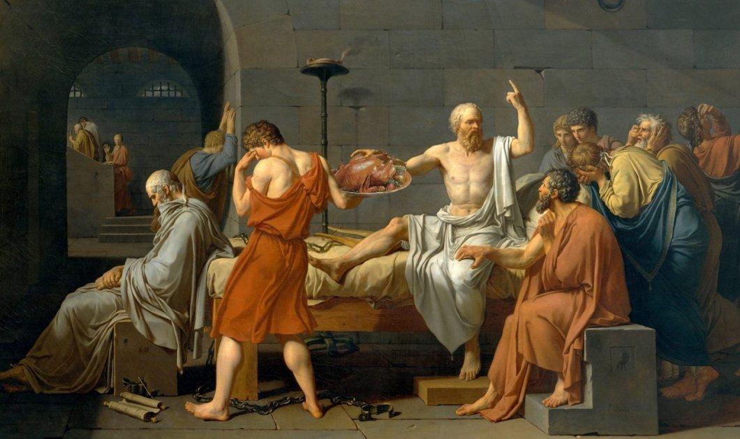 Greek Mythos: Και όμως οι Αρχαίοι Έλληνες είχαν χιούμορ έλεγαν ανέκδοτα, πειράγματα   - Κυρίως Φωτογραφία - Gallery - Video