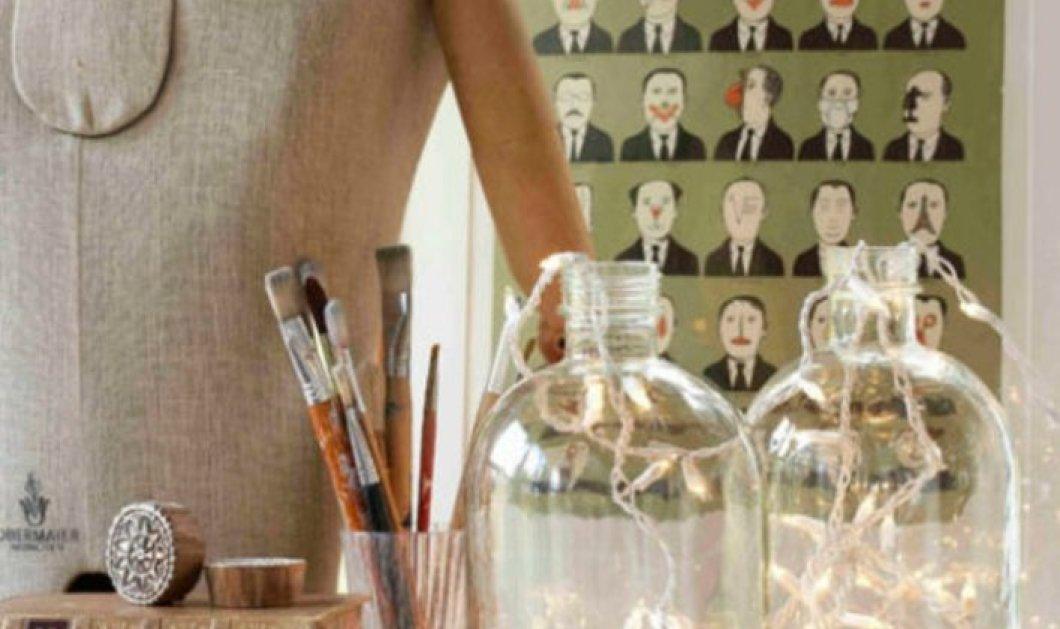 Ο Σπύρος Σούλης μας δείχνει μικρές διακοσμητικές αλλαγές που θα ανανεώσουν το σπίτι μας με 20 ευρώ  - Κυρίως Φωτογραφία - Gallery - Video
