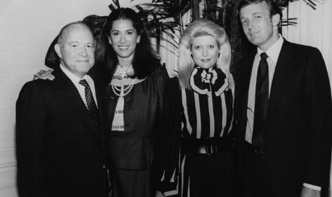 Vintage: Ανακάλυψαν φωτογραφίες του Ντόναλντ Τραμπ από την ζωή του στη δεκαετία 1970 - 1980 - Κυρίως Φωτογραφία - Gallery - Video