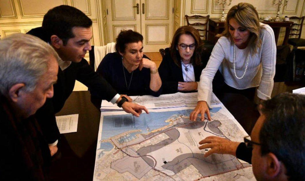 Υπεγράφη το σχέδιο Προεδρικού Διατάγματος για την επένδυση στο Ελληνικό  - Κυρίως Φωτογραφία - Gallery - Video