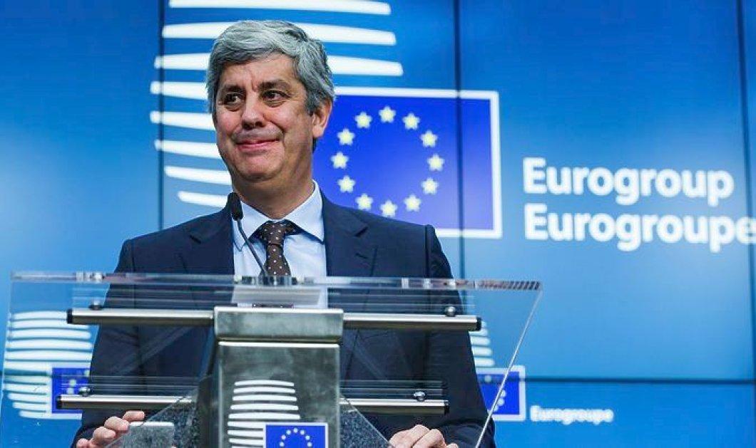 """Ποιος είναι ο νέος πρόεδρος του Eurogroup, ο Πορτογάλος Μάριο Σεντένο & ποιος τον χαρακτήρισε """"Ρονάλντο"""" - Κυρίως Φωτογραφία - Gallery - Video"""