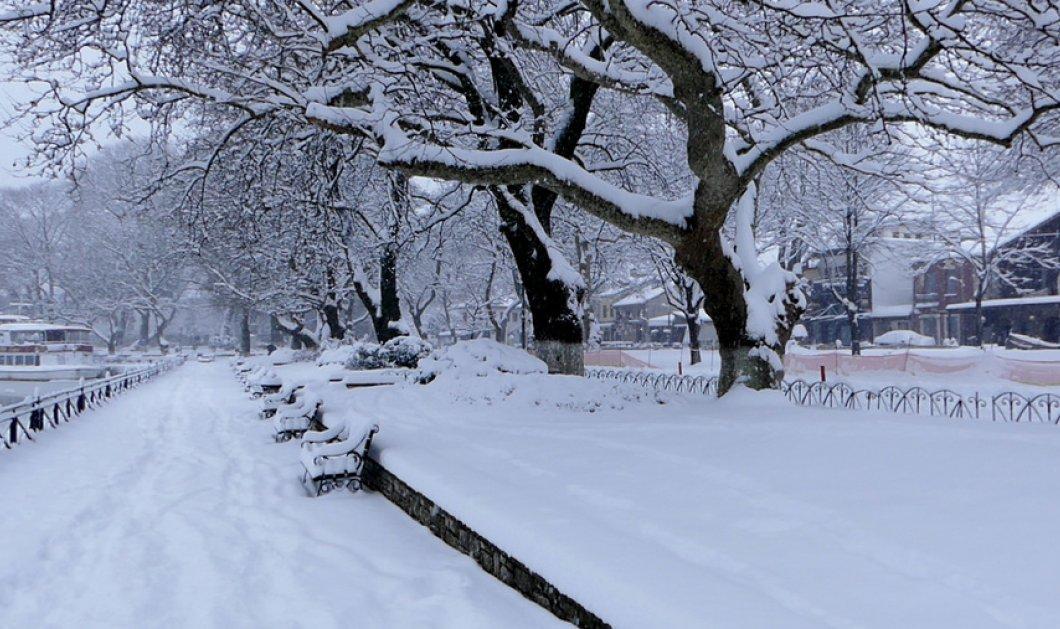 Καιρός: Ο χειμώνας έρχεται! Η κακοκαιρία «χτυπά» τη χώρα  - Πέφτει έως 10 βαθμούς η θερμοκρασία  - Κυρίως Φωτογραφία - Gallery - Video