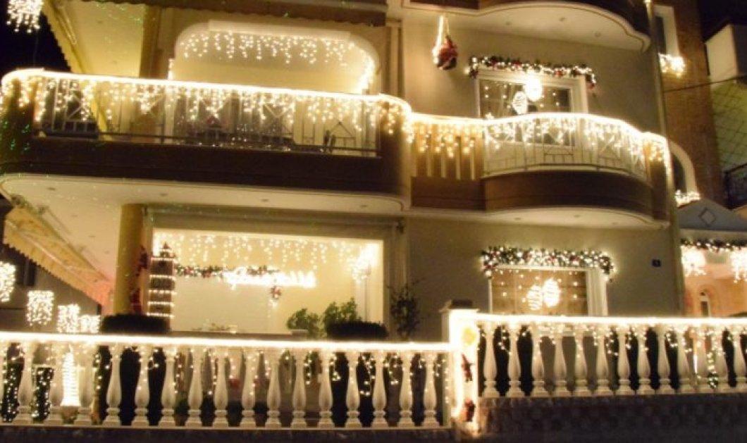 Κοζάνη : Να το σπίτι με τον πιο εντυπωσιακό χριστουγεννιάτικο στολισμό στην Ελλάδα! (ΦΩΤΟ-ΒΙΝΤΕΟ)  - Κυρίως Φωτογραφία - Gallery - Video