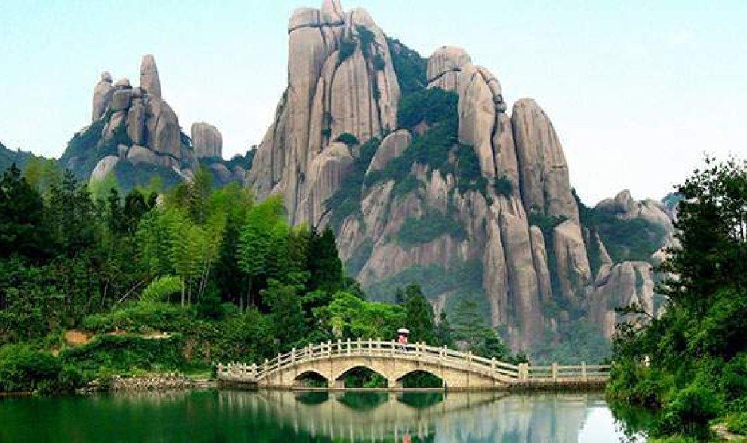 Γιγάντιος ιονιστής στην Κίνα θα καθαρίζει τον αέρα - Λειτουργεί με ηλιακή ενέργεια  - Κυρίως Φωτογραφία - Gallery - Video