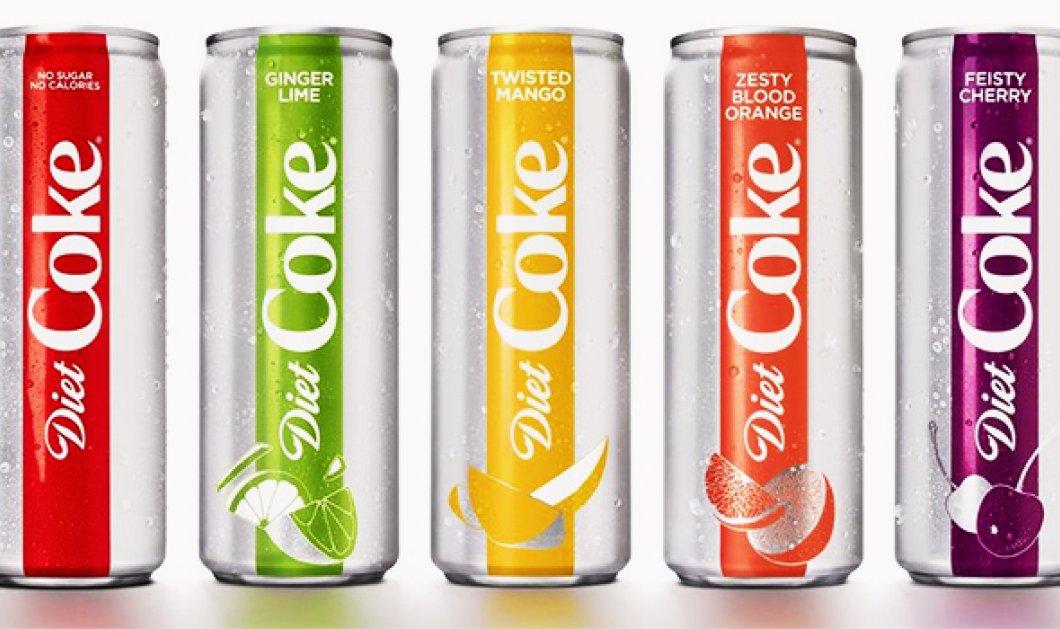 Κυκλοφόρησε η νέα Diet Coke σε υπέροχα χρώματα & γεύσεις (ΦΩΤΟ-ΒΙΝΤΕΟ) - Κυρίως Φωτογραφία - Gallery - Video