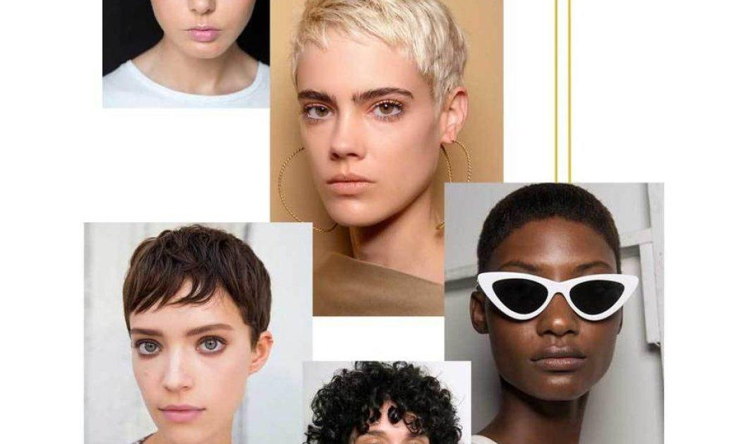 """Μήπως ήρθε η ώρα να ανανεώσουμε το στυλ των μαλλιών μας; - Αυτές είναι οι πιο στυλάτες κουπ για το 2018 - Επιλέξτε ποια """"σας πάει""""! (ΦΩΤΟ) - Κυρίως Φωτογραφία - Gallery - Video"""