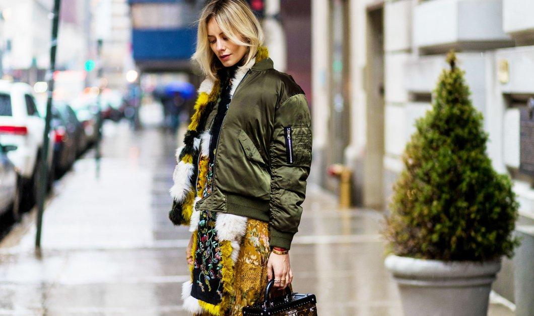 16 μοντέρνα μάξι φλόραλ φουστάνια που μπορείς να φορέσεις και τον χειμώνα με κατάλληλο συνδυασμό (ΦΩΤΟ) - Κυρίως Φωτογραφία - Gallery - Video