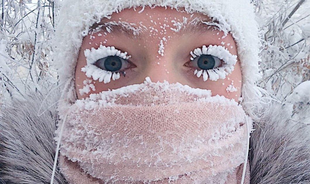 """Ήρθε η """"εποχή των παγετώνων""""; Εκπληκτικές φωτογραφίες από το πιο παγωμένο χωριό της Σιβηρίας - Η ζωή στους -62 ! (ΦΩΤΟ) - Κυρίως Φωτογραφία - Gallery - Video"""
